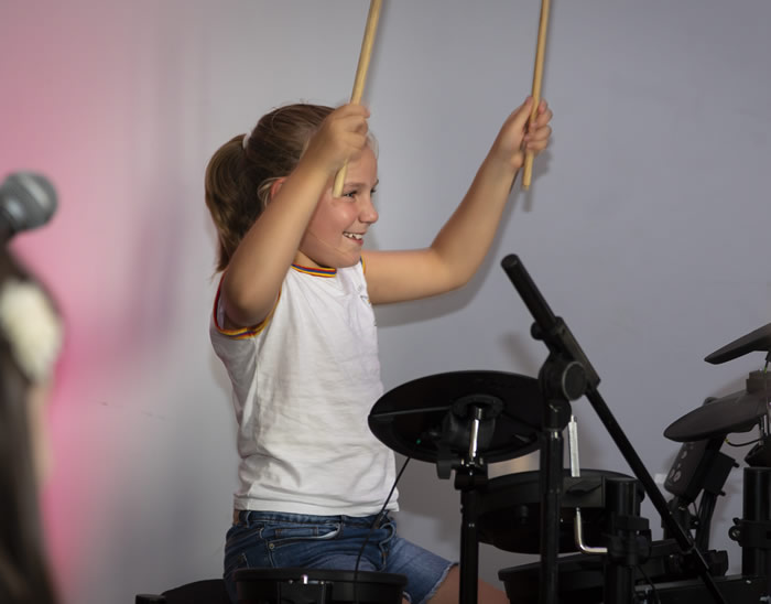 Godalming drum lessons